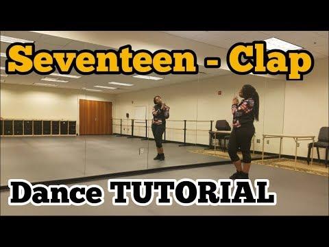 SEVENTEEN(세븐틴) - 박수(CLAP) - FULL DANCE TUTORIAL