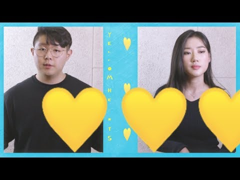 Yellow Hearts - Ant Saunders Duet Version Cover.