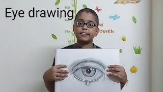 Eye Pencil Drawing | Online Drawing Class