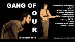 Gang Of Four - It