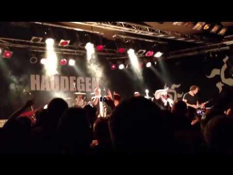 Haudegen live in Hameln - Hölle