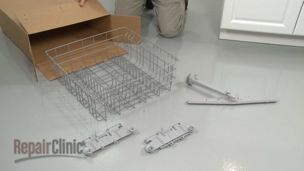 Kenmore Dishwasher Upper Dish Rack Replacement A