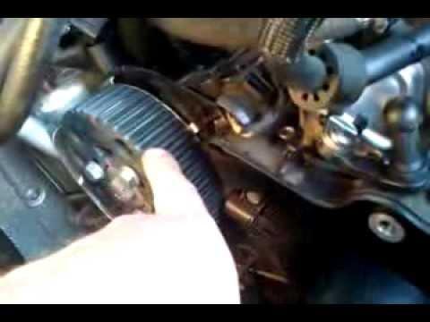 Distribution Passat CC 2 0 TDI moteur CBAB vidéo N°23 sur 41