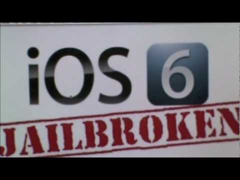 How to JAILBREAK Your IOS 6 iPhone, iPod, or iPad Untethered!