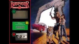 Beastmaster 2 DVD Menu