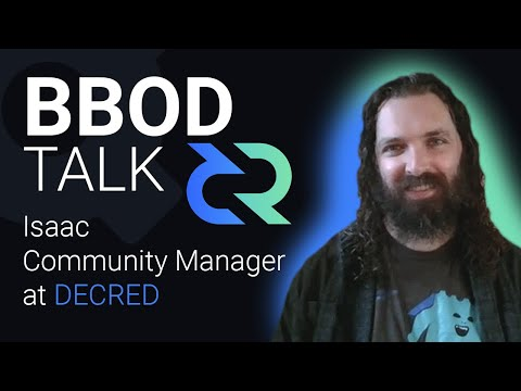Bitcoin's Big Brother… Introducing Decred - An Interview with Isaac