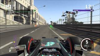 F1 2015 - Circuit de Monaco | Monaco Grand Prix Gameplay (PC HD) [1080p]
