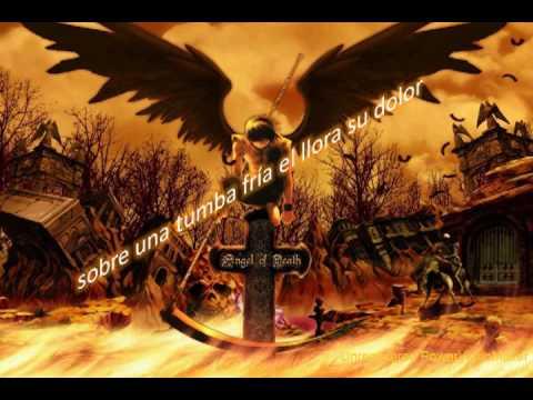 UN  ANGEL LLORA  annette moreno musica cristiana ( letra )