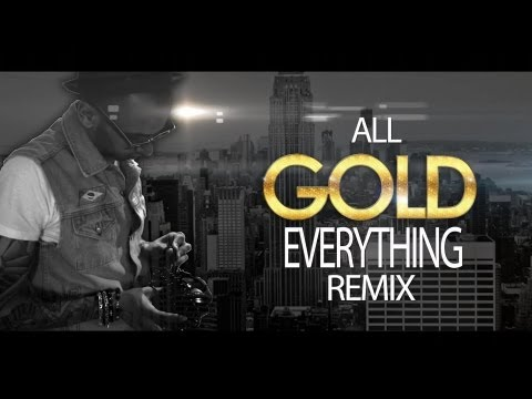 Sensato - All Gold Everything  (Official Video)