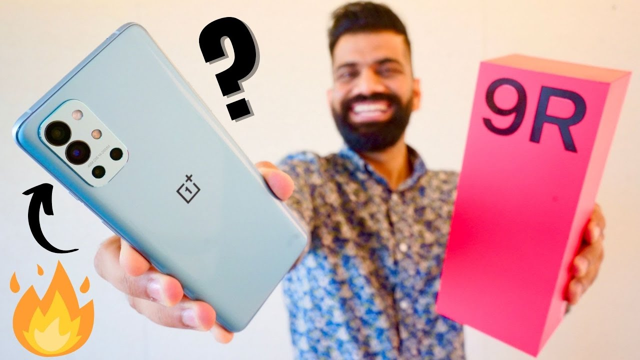 Download OnePlus 9R Unboxing & First Look - The Ultimate Champion 🔥🔥🔥