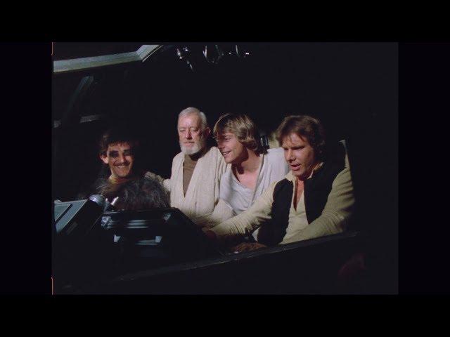 シリーズ42年の歴史が凝縮!『スター・ウォーズ/スカイウォーカーの夜明け』特別映像