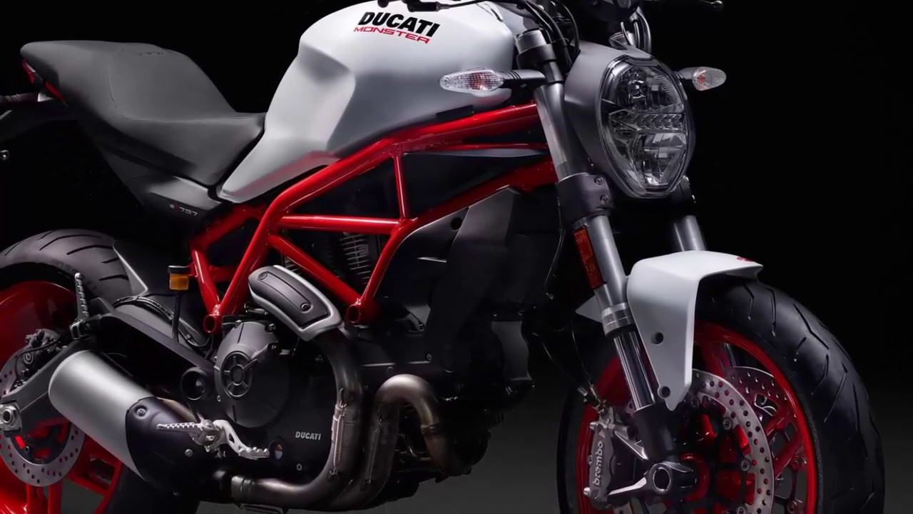 Ducati Monster 797 2017 Youtube