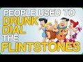 People Used to Drunk Dial 'The Flintstones' (Why I love Bamm-Bamm)