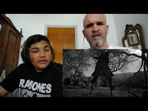 Seether - Let You Down  [Reaction/Review]
