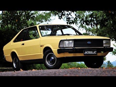 VENDIDO: Ford Corcel II Hobby 1.6 80, c 69 Mil Km Originais! #acervojacquillat #jacquillat