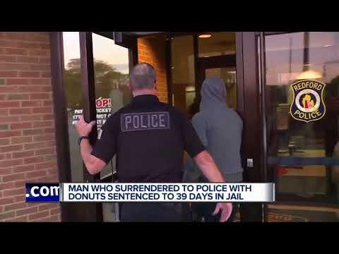 Man who surrendered to police after viral Facebook post gets jail time