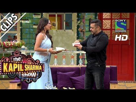 Salman Ke liye, Lottery Ki Haatho Ki Sevai - The Kapil Sharma Show -Episode 23 - 9th July 2016