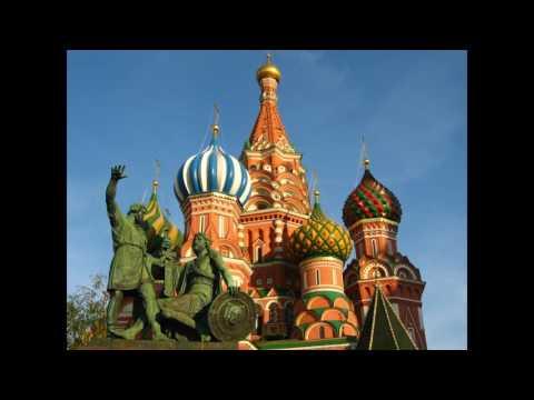 Москва. Обзор Красной площади и Московского Кремля.