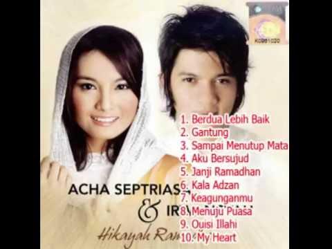 Album Acha Sepriata Feat Irwansyah