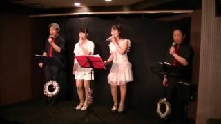 2017年6月11日 歌 オオカバマダラ2013 メンバー 中野 りえ ホワイト...
