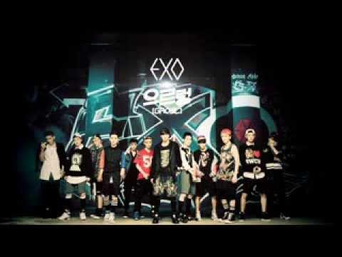 EXO- Growl (RafTrix Dubstep Mix)