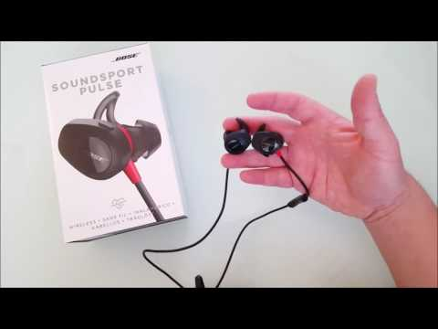 Cuffie Bluetooth Bose SoundSport Pulse