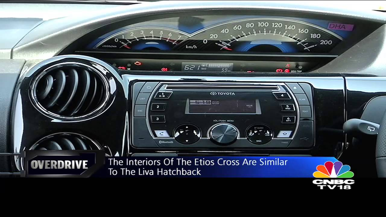 2014 toyota etios cross first drive review india