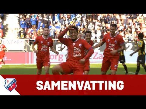 SAMENVATTING   FC Utrecht - Vitesse