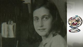 Inside Anne Frank's Real Home