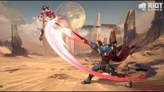 Riot Games Fighting Game 'Project L' Gameplay From Riot's Trailer