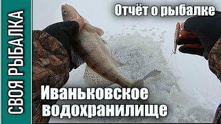 Отчёт о рыбалке Иваньковское водохранилище за 21 марта 2021