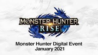 Monster Hunter Digital Event - January 2021