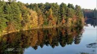 ♥ Michel Pépé - Les Reflets du Silence♥(Relaxing, soothing music)