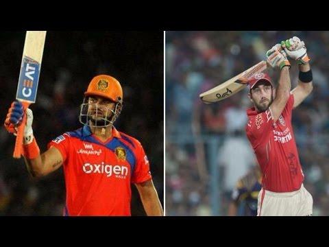 VIVO IPL 2017 Gujarat Lions Vs Kings XI Punjab highlights