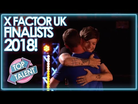 X Factor UK 2018 - THE FINALIST'S AUDITIONS!
