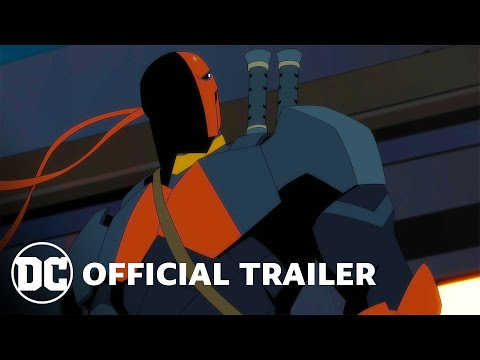 Deathstroke Knights & Dragons: The Movie   Official Trailer 2020