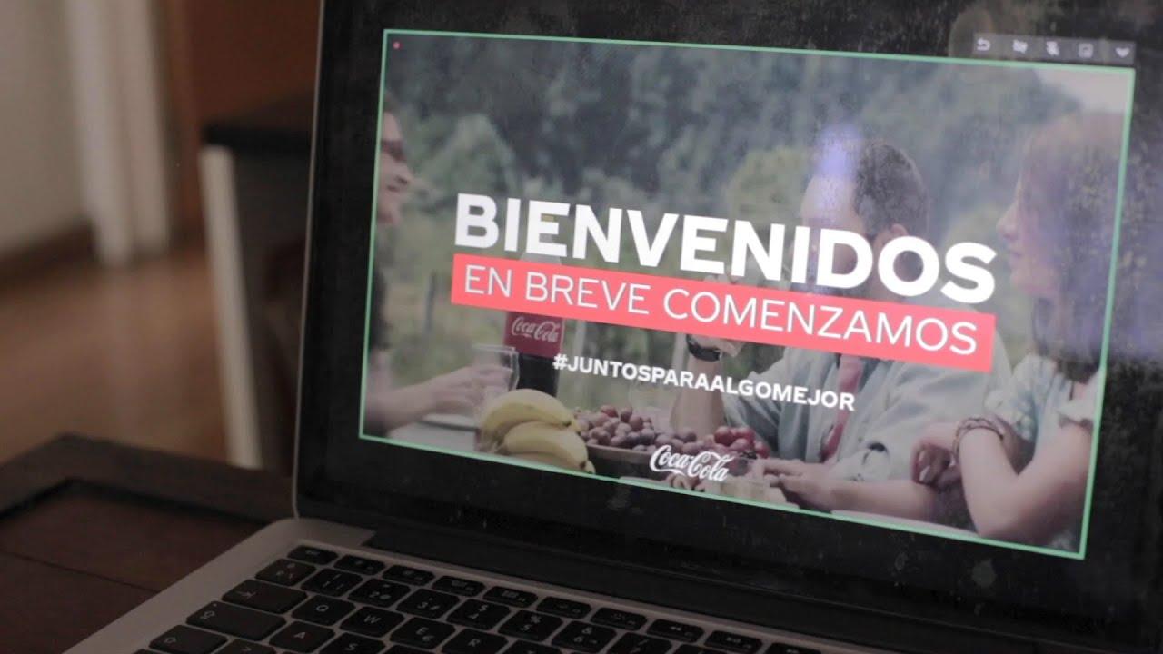 """Javier Meza: """"El mensaje de 'Juntos para algo mejor' es genuino a los valores de la marca"""""""