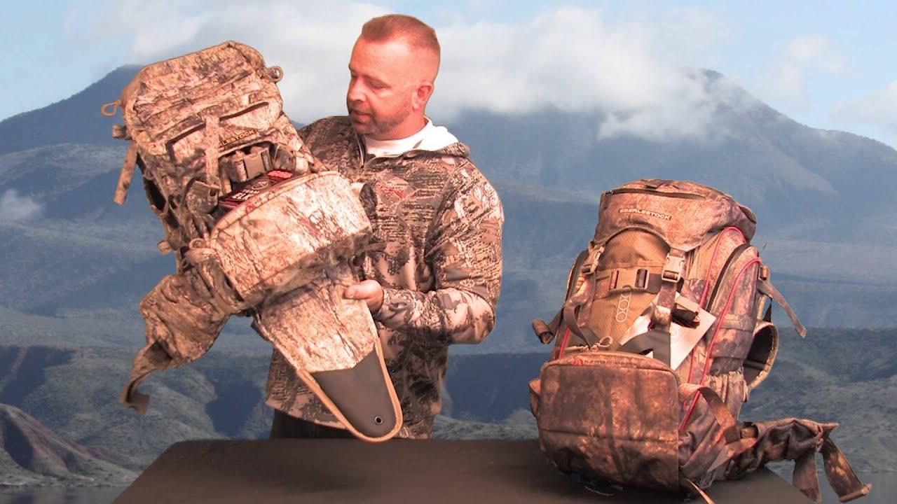 Eberlestock Team Elk M5 Pack Look Over - YouTube