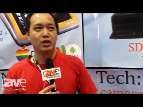 InfoComm 2016: TSM Showcases Luna 2M 1080HD Low Light Camera