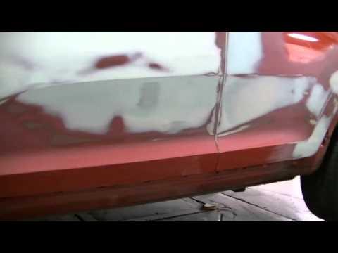KIA Sportage Repair