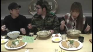 국수나무 싸다구, 요리왕비룡의 국수나무 먹방 1분