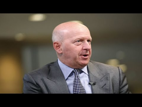 Watch CNBC's full interview with Goldman Sachs CEO David Solomon - Davos 2019