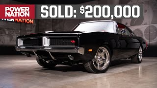 Download Hellcat '69 Charger Restomod Sold For $200,000 - How We Did It Mp3 and Videos