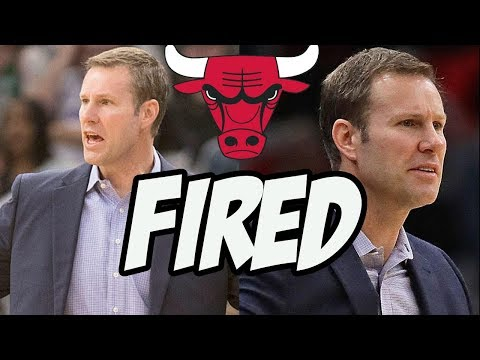 Bulls Fire Fred Hoiberg - Good Move? What's Next?