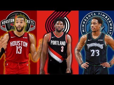 5 INSANE BLOCKBUSTER NBA Trades That Will Happen This Offseason!