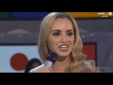 Miss World NZ takes out Miss Oceanic title