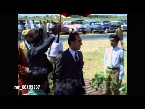 HH the Aga Khan visit to Pakistan 1963