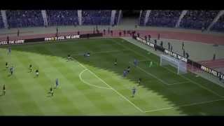 Al-Hilal Supporter YEMENI_MADRIDI beaten at King Fahd Stadium - FIFA 15 Ultimate Team on PS4 2017 Video