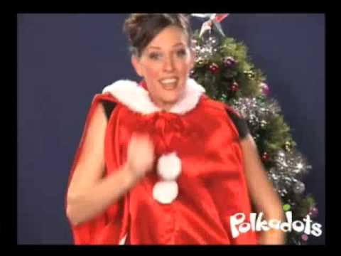 Tick Tock The Christmas Clock Song - The Polkadots
