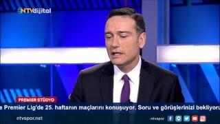 [CANLI] Murat Kosova ve Emek Ege Premier Lig'de 25. haftanın maçlarını konuşuyor.